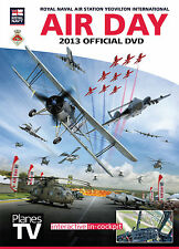 Yeovilton Air Day 2013 Official DVD - Airshow Aircraft Aviation Planes Swordfish