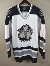 Georgetown Hoyas Hockey Jersey XL Colosseum GU NCAA