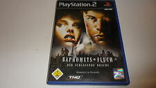 PlayStation 2  PS 2  Baphomets Fluch 3 - Der schlafende Drache