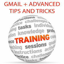 Gmail essentiel + advanced trucs & astuces-video training tutorial dvd