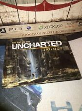 The Art of Uncharted Nathan Drake Collection Trilogy Limited Edition Artbook