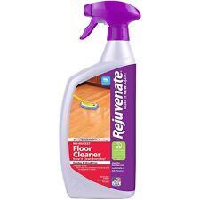 Rejuvenate No Bucket Floor Laminate Hardwood Cleaner, Sprayer Shine Booster 32oz