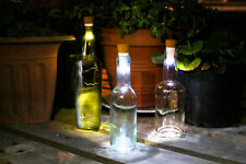 Recargable Usb Corcho Led Turno botellas de vino en lámpara Noche Luz Enchufe divertido Regalo