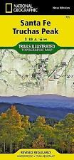 National Geographic Trails Illustrated Map: Santa Fe, Truchas Peak 731 by...