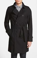 BURBERRY 'Wiltshire' Trim Fit Double Breasted Trench Coat BRAND NEW UK50, US40