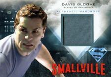 SMALLVILLE - SEASON 7 - 10 - SAM WITWER AS DAVIS BLOOME WARDROBE CARD - M-8
