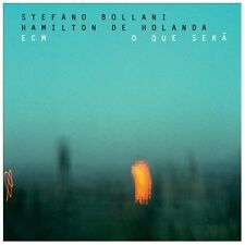 O Que Ser  by Hamilton de Holanda/Stefano Bollani (CD, Aug-2013, ECM)