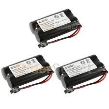 3x Home Phone Battery 700mAh NiCd for Uniden BT-1007 BT1007 BP904 BT904 BT-904