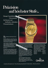 Omega-Constellation-1969-Reklame-Werbung-genuine Advertising - nl-Versandhandel