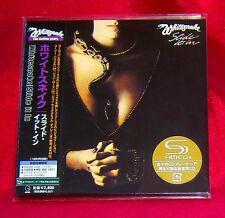 Whitesnake Slide It In JAPAN SHM MINI LP CD UICY-93463