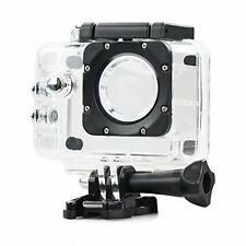 30m Underwater Diving Clear Housing Case for SJ7000 Wifi Action Sport Camera Cam