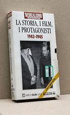 1943-1945 LA STORIA, I FILM, I PROTAGONISTI [vhs]