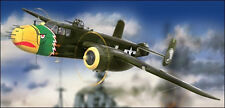 "Hong Kong Models 1/32 LIMTED EDITION B-25J Mitchell ""Strafer"" - Crystal Version"