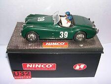 qq 50160 NINCO JAGUAR XK 120 LIEGE - ROME No 39