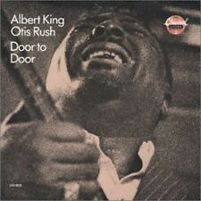 Door To Door - King Albert & Otis Rush (1990, CD NEUF)