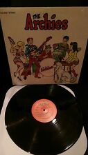 THE ARCHIES -  LP Sugar Sugar Archie's Theme Jughead Veronica Hot Dog Cartoon