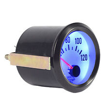 "Blue Light Car Auto Universal Pointer 2"" 52mm Water Temp Temperature Gauge WYS"