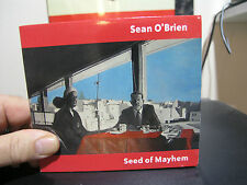 SEAN O'BRIEN-SEED OF MAYHEM CD ALBUM