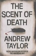 The Scent of Death, Taylor, Andrew, New Book