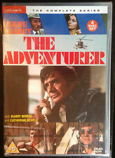 The Adventurer: The Complete Series 4 x DVD Box Set. Network (Gene Barry, ITC)