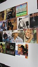 COUNTRY MUSIC CD Lot Of 14 Clint Black ALAN JACKSON Little Texas GEORGE STRAIT