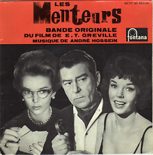 BOF LES MENTEURS ANDRE HOSSEIN FRENCH ORIG EP OST