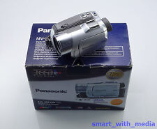 PANASONIC NV-GS180 CAMCORDER BOXED 3CCD MINI DV TAPE DIGITAL VIDEO CAMERA