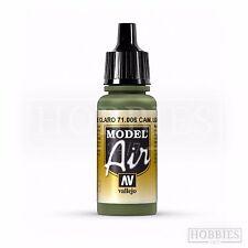 Vallejo Model Air War Paints Fantasy Airbrush Colours Full Set Spray 17ml