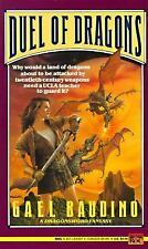 DUEL OF DRAGONS by Gael Baudino (1991, Paperback)