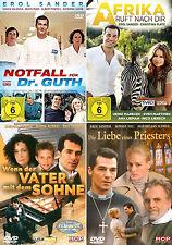 EROL SANDER Liebesfilme Collection AFRIKA RUFT NACH DIR Notfall Dr Guth DVD Neu