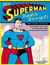 CLASSIC SUPERMAN RADIO SCRIPTS ~ 1940's ADVENTURES OF SUPERMAN ~ NICE GIFT!!!
