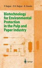 Biotechnology for Environmental Protection in the Pulp and Paper Indus-ExLibrary