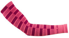 Pearl Izumi Select Thermal Lite Cycling Arm Warmers Screaming Pink Large