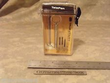 "True Utility ""Tele Pen"" TU246 Telescoping Keyring Pen:  Great for EDC!!"
