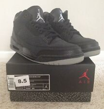 Jordan 3 III Flip Black US9.5 UK8.5 EUR43 Nike Air Ovo Retro