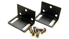 Premium 1U Rack Mounting Ears With Screws