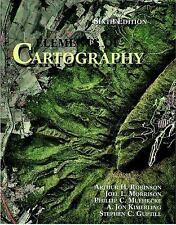 Elements of Cartography by A Jon. Kimerling, Phillip C. Muehrcke, Arthur H....