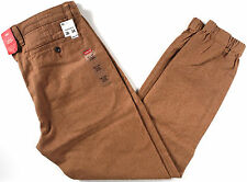 Levi's Chino Jogger Monks Robe Shag Pants-36 x34-NEW-warm levis jeans-sweats