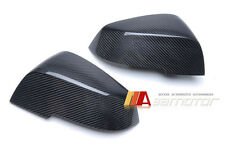 REPLACEMENT CARBON FIBER SIDE DOOR MIRROR COVERS for BMW F32 F30 F20 F22 E84 X1