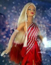 DIVA COLLECTION RED HOT BARBIE DOLL MATTEL 2002 NRFB COLLECTOR ED