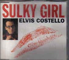 Elvis Costello-Sulky Girl cd maxi single