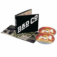 BAD COMPANY - BAD COMPANY : REMASTERED DELUXE 2CD ALBUM SET (2015)