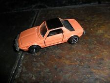 1977 Tomica Vintage Fiat X1/9 #F28 Orange S 1/59 Japan TOMY EX+ C-8 HTF COLOR
