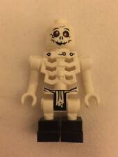 Lego Bonezai Ninjago Minifig 2505 2520 2258 Skeleton 2011 Spinjitsu Fighter