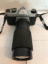 ASAHI PENTAX K1000 1:4.0 80 - 200mm FILM CAMERA 35mm