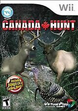 WII CANADA HUNT NEW HUNT DEER ELK AND WILD TURKEYS