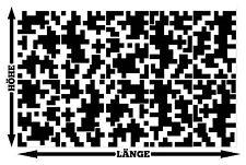 Pixel Cyber Camouflage XXXXL Set Auto Aufkleber Sticker Tuning Stylin Wandtattoo