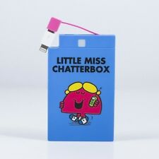 Little Miss Chatterbox Powerbank 2500mAh - OFFICIALLY LICENSED