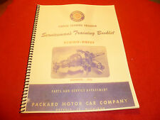 Packard overdrive servicemans training manual