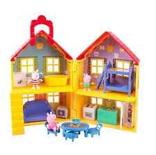 Peppa Pig Peppa's Deluxe House Playset Educational Toy for Kids Kid Fun Play